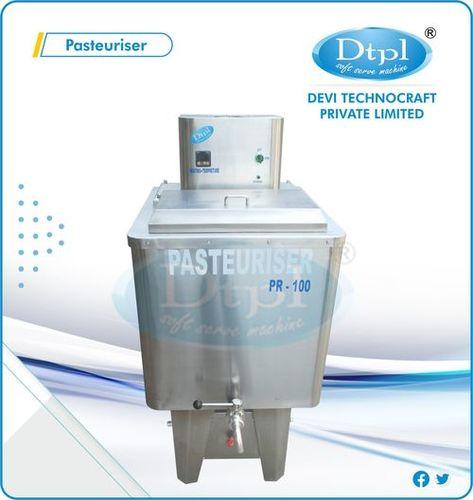 100 L Milk Pasteurizer
