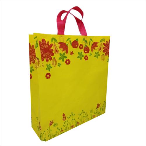 Printed Non Woven Box Bag