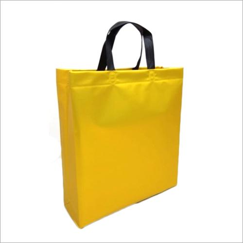 Metallic Non Woven Box Bag