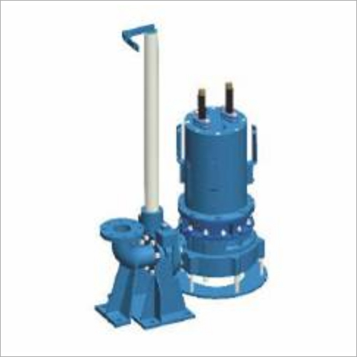 I-NS Non Clog Submersible Pump
