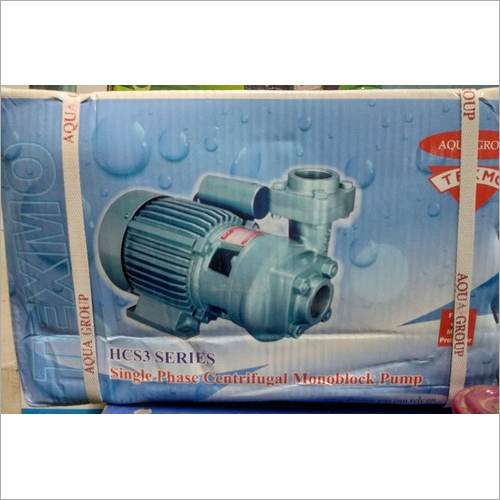 Single Phase Centrifugal Pump