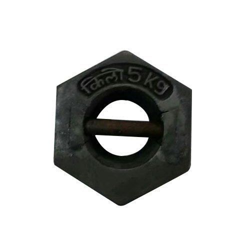 Cast Iron Weight - 5kg