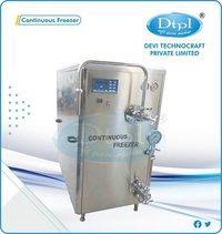 400 L Continuous Ice Cream Freezer