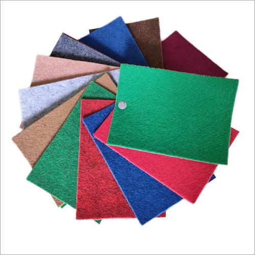 Non Woven Jute Backing Carpets