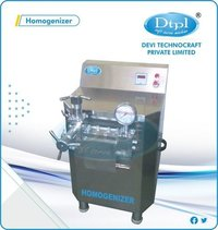 200 L Milk Homogenizer