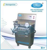 Milk Homogenizer - 500 L
