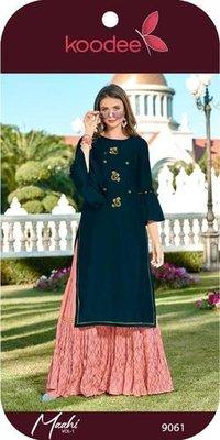 Mahi Vol-1 Whosale Designer kurti