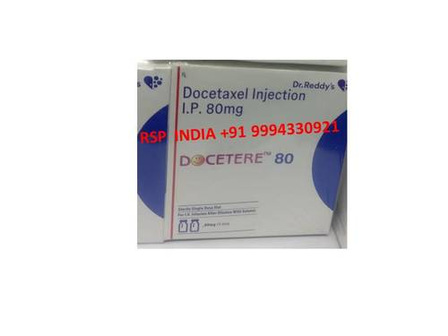 Doceter 80mg Injection