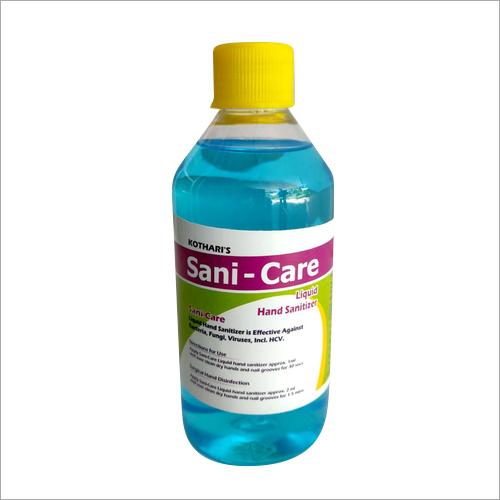 200 ml Sani Care Liquid Hand Sanitizer
