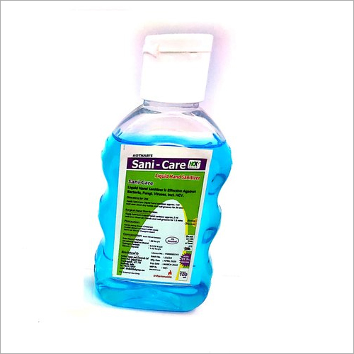 100 ml Sani Care Liquid Hand Sanitizer