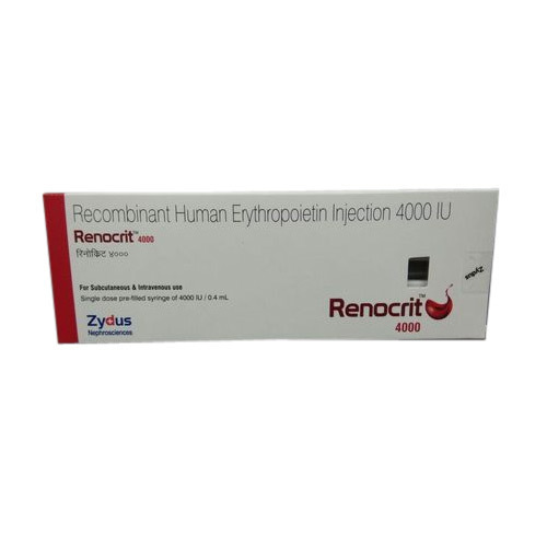 RENOCRIT 4000IU INJECTION