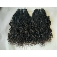 Raw Unprocessed Water Curly Hair Extensions
