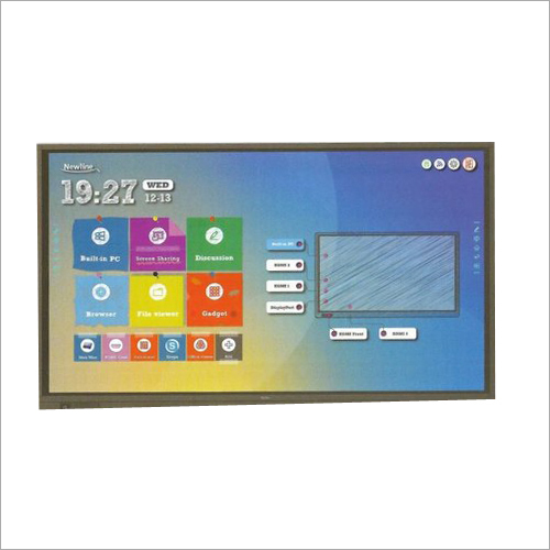 LED Panel new line RS 75 With OPS