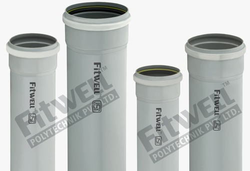 Fitwell SWR Pipes(B-Type) Heavy
