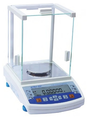 Semi-Micro Analytical Balance