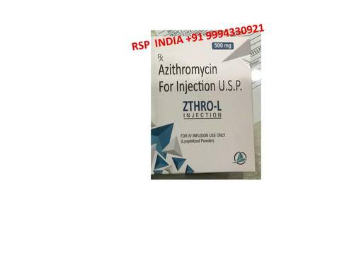 Zthro L 500mg Injection