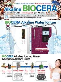 Biocera Water Ionizer