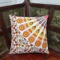 Mandala Printed Cushion Cover