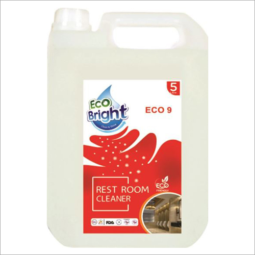 Eco 9-Rest Room Cleaner