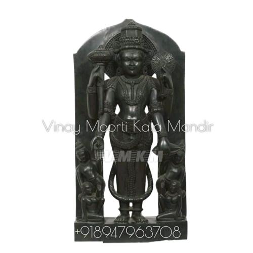 Dwarkadhish Marble Murti