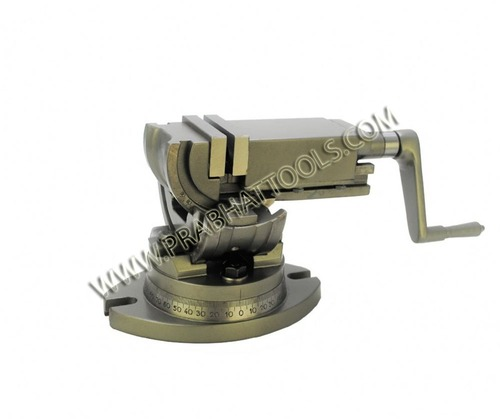 Tilting And Swivel Milling Vice