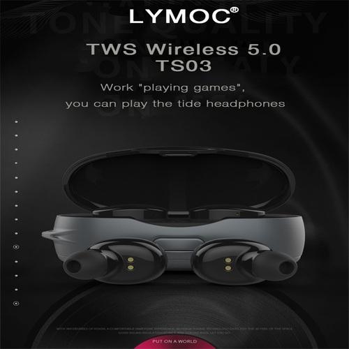 TS03 Bluetooth Headsets Mini In Ear Wireless Phone Earphones