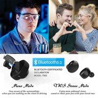 Earphones Wireless Headphones Blutooth Earphone TS02-5.0