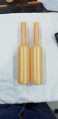 300 ML Golden Long Neck Bottle