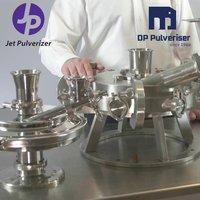 Standard Micron Master Jet Mill
