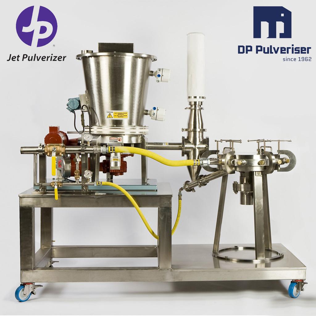 Standard Micron-Master Jet Mill