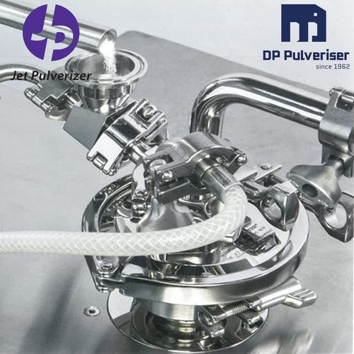 Sanitary Pharma-Master Jet Mill (USFDA Accepted)