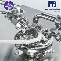 Sanitary Pharma-Master Jet Mill (USFDA Accepted)
