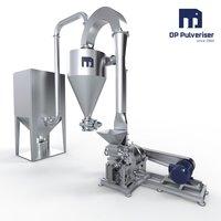 Pharmaceutical Powder Making Machine