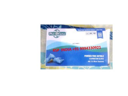 Procare  Powder Free Nitrile Gloves
