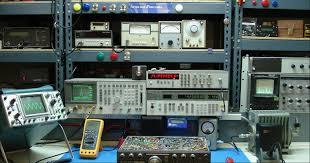 Electronic Lab Equipment