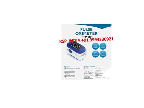 Pulse Oximeter Ftp 103