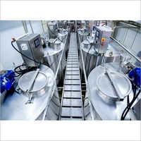 Stainless Steel Slat Conveyors