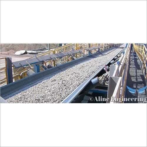 Construction Rubber Belt Conveyor