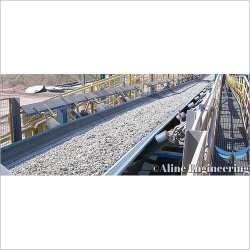 RC003 Rubber Belt Conveyor