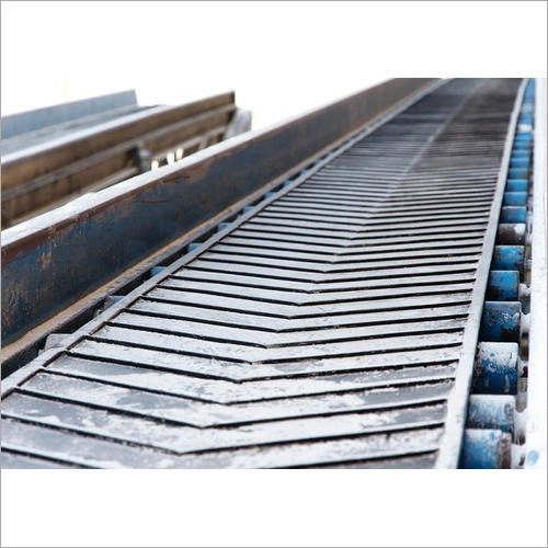 Mild Steel Rubber Belt Conveyor