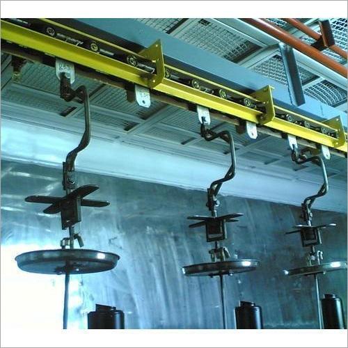 Four Wheel Model Overhead Conveyors