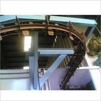 Three Wheel Overhead Conveyor