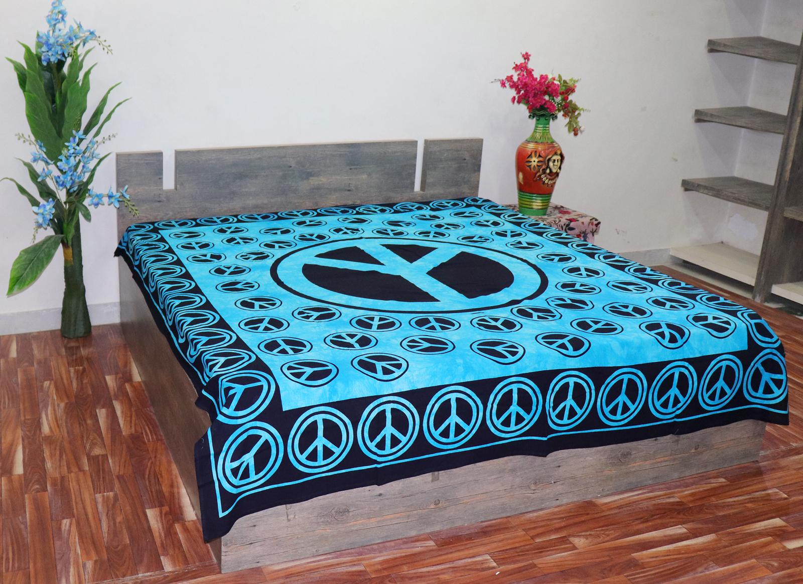 Mandala Tapestry Bedcover