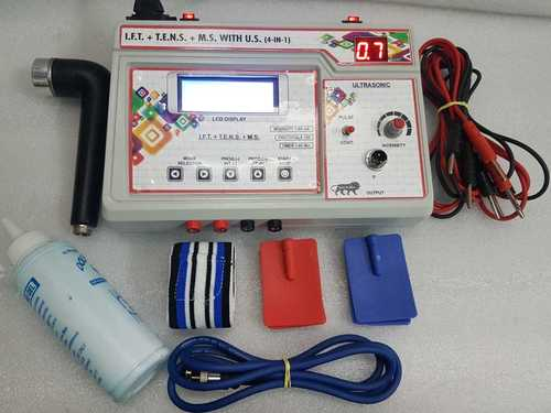 IFT + TENS + MS WITH US ( 4 IN 1 COMBO )