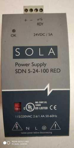 Power supply Sola   DC24V/10A