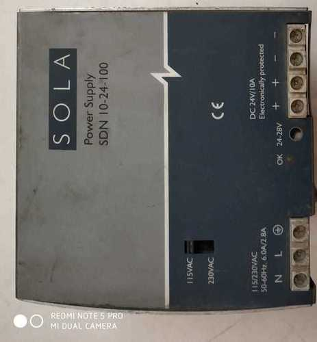 Power supply Sola  SDN 10-24-100