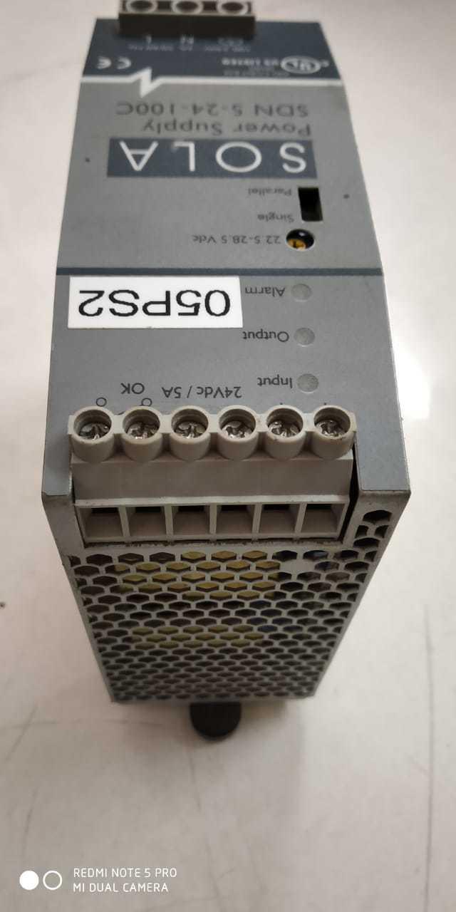 Power supply Sola   E137632