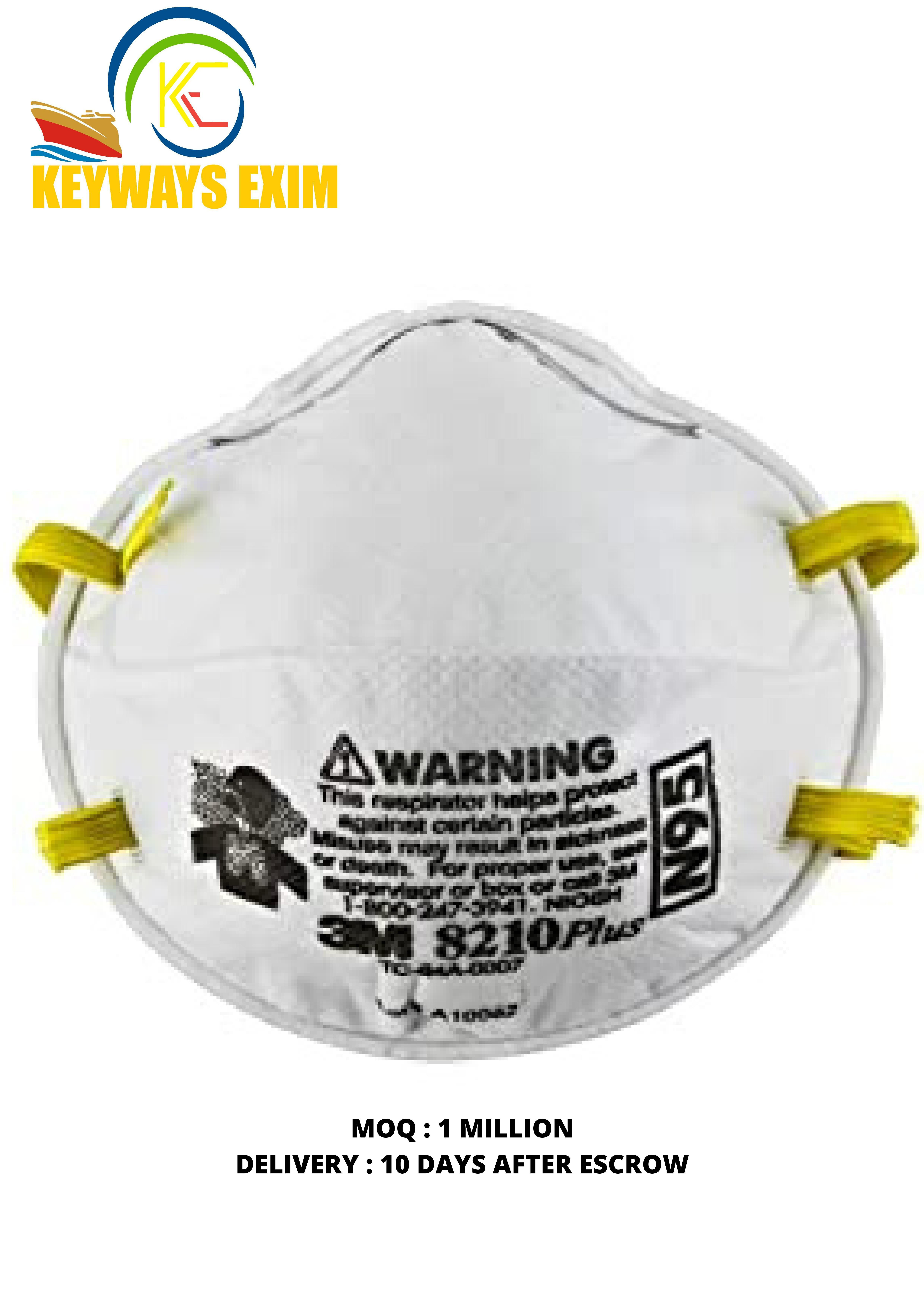3M 8210 Plus Mask