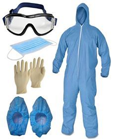 DRDO approved PPE kits
