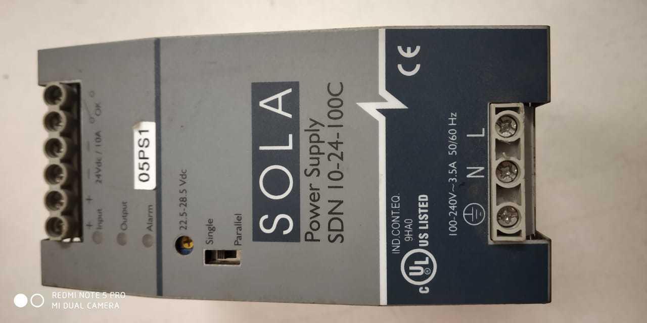 Power supply Sola PH06130746